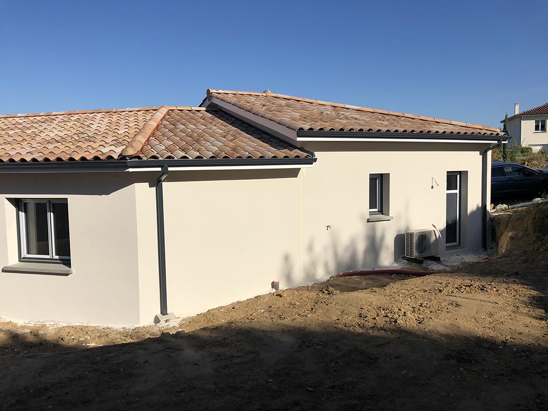 Construction Maison Plein-Pied Lyon Vi2a