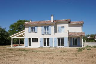Maison traditionnelle type Mas de Provence