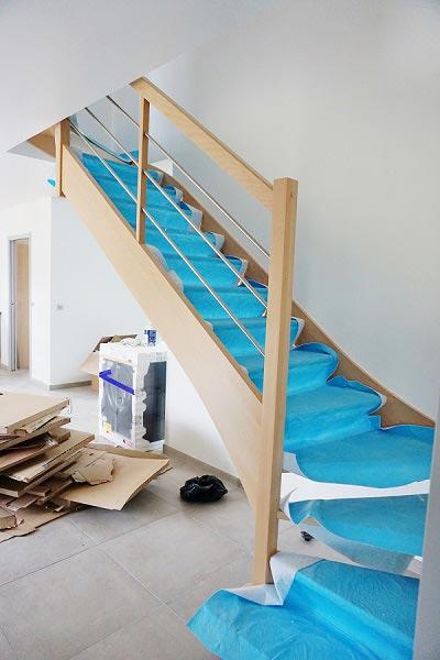 construction de maison individuelle dans l'Ain - Maître d'oeuvre