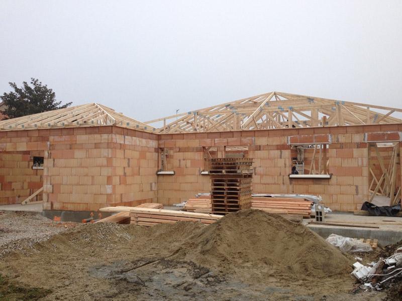 Construction de Maison Individuelle dans l'Ain
