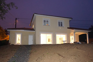 Construction de Maison sur Lyon