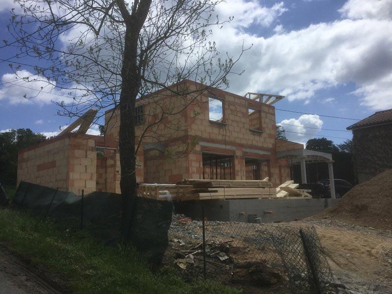 Construction de Maison dans le Rhône, Maître d'œuvre Lyon