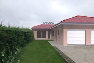 Agrandissement – extension