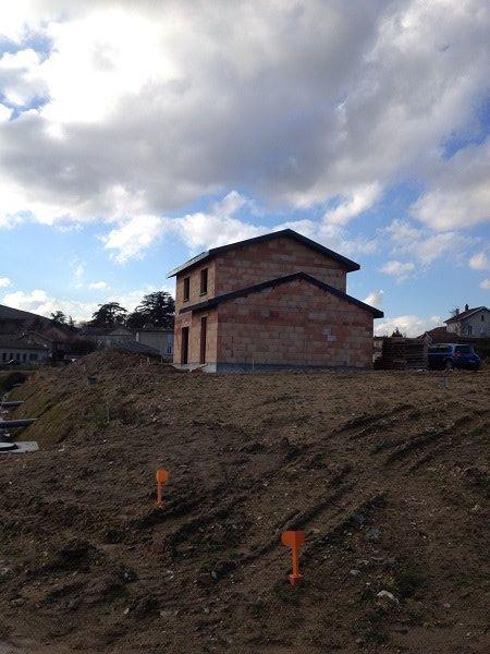 construction de maison individuelle, villa neuve